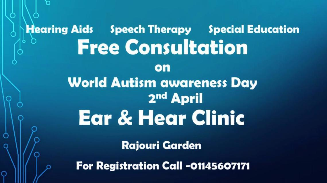 Autism ? Act Early, Follow Continuously