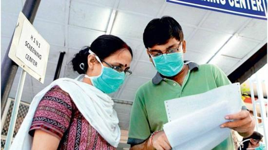 Swine Flu Burden in Capital