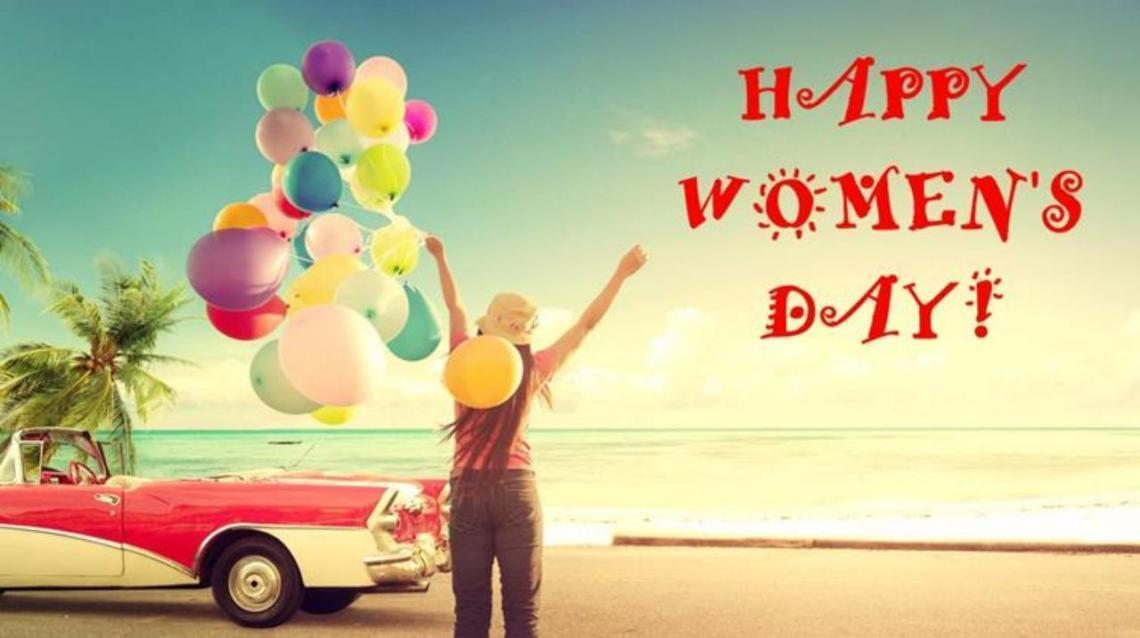 Make Your Lady/Mother Feel Special This Women's Day!