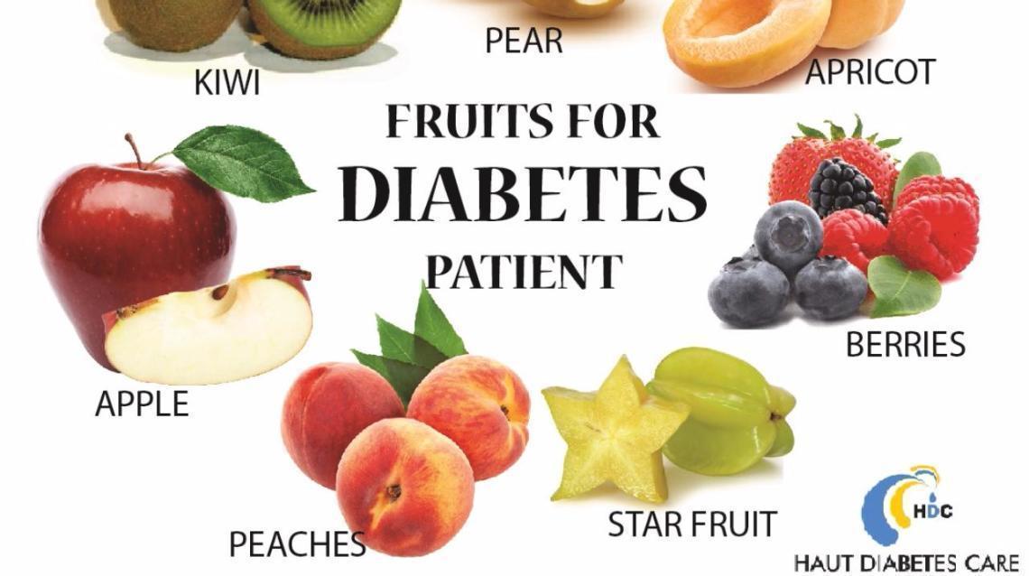 Top 10 Fruits For Diabetes Patient