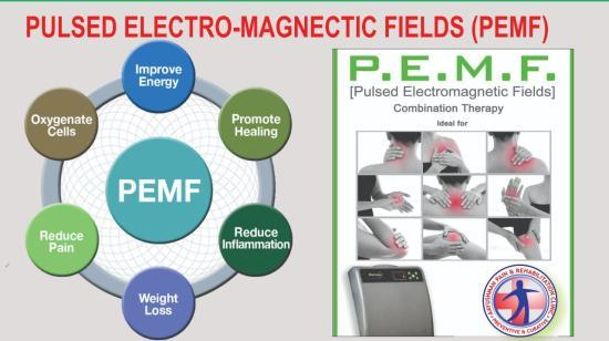 What Is Pemf (Pulsed Electro Magnetic Force) Therapy & How It Works
