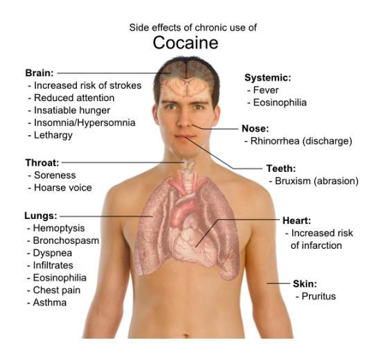 Cocaine and Meth Addiction