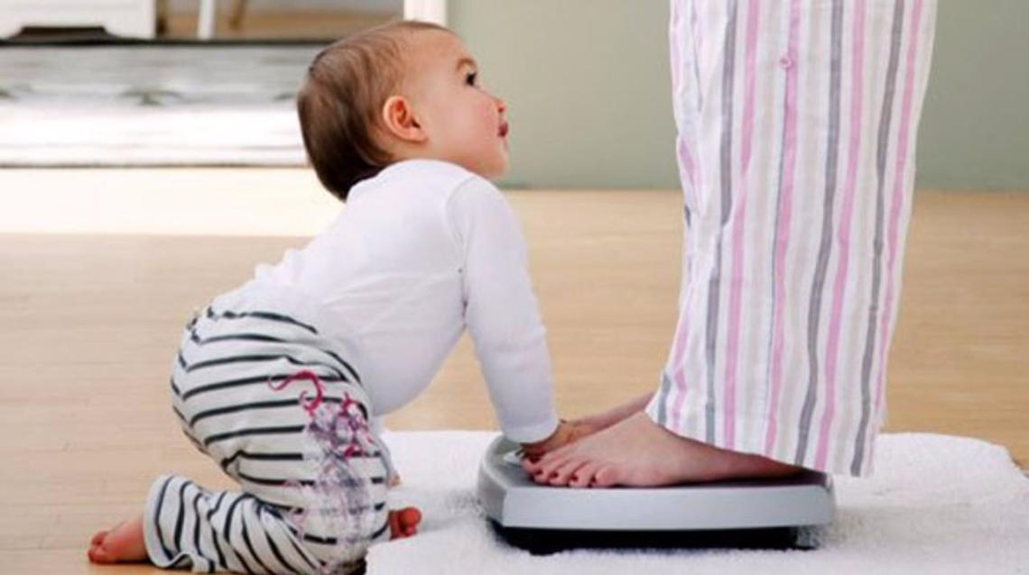 6 Ways to Keep Your Weight in Control Post-Pregnancy