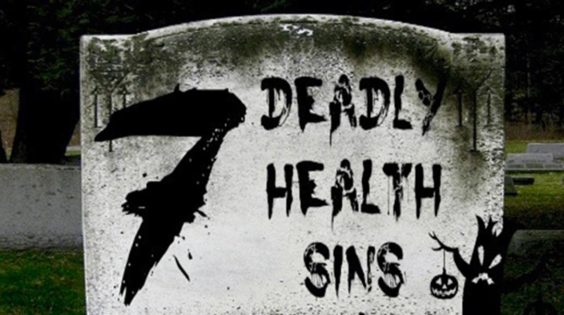 7 Health Sins