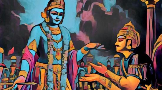 Krishna's 5 Life Coaching Lessons to Modern Day Arjuna