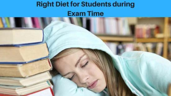 Right Diet for Students During Exam Time - by Dietician in Bandra Geetanjali Ahuja (Mengi)