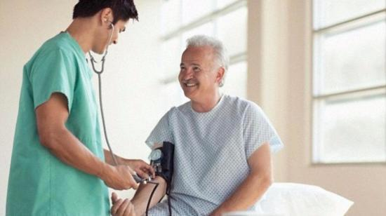 Lifestyle Changes to Treat High Blood Pressure