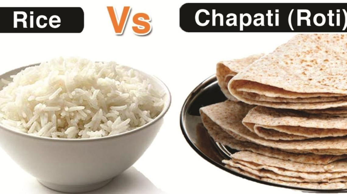 Roti or Rice : Which Is the Healthier Option ?