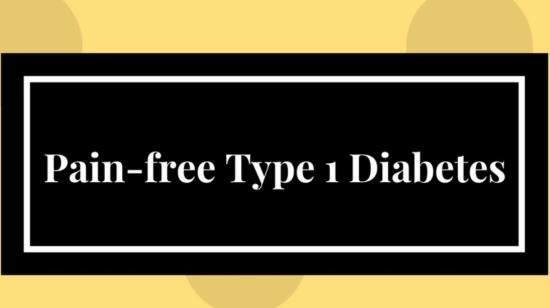 Making Type 1 Diabetes Mellitus Pain-Free Using Technology Available in India.