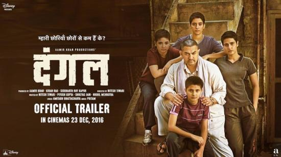 Dangal- Learning Positive Coping Skills From Movie