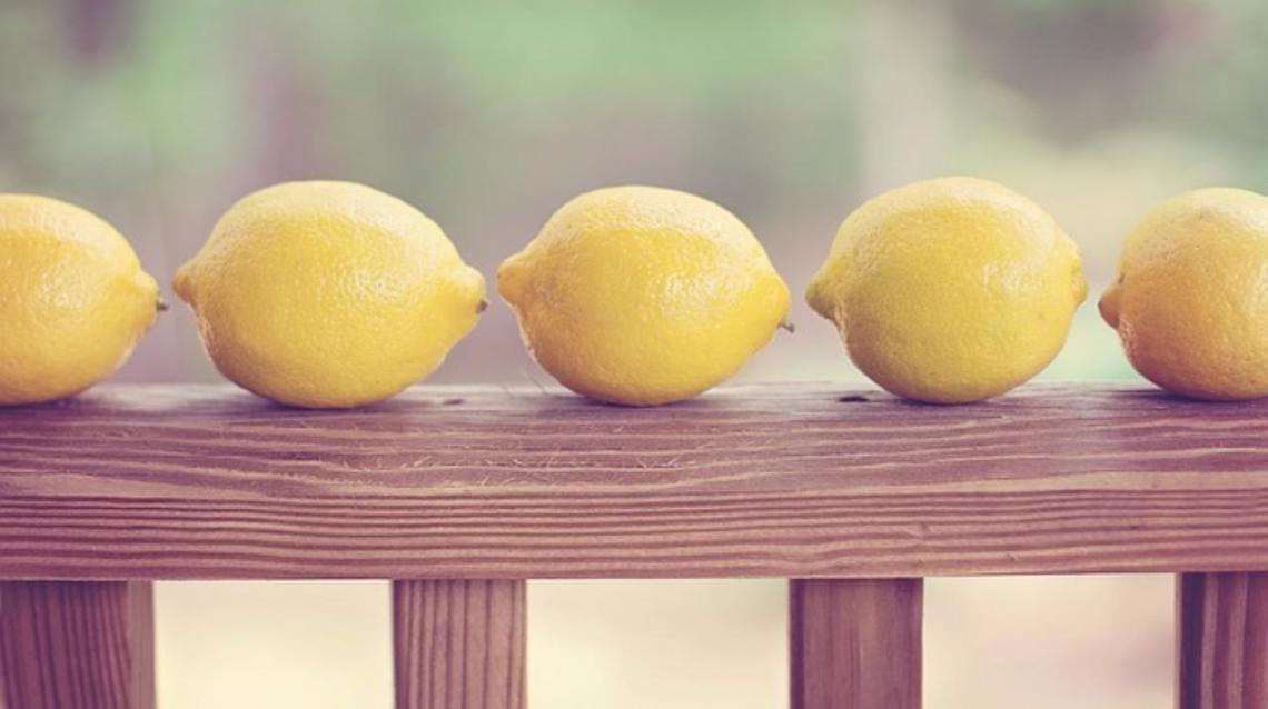 Lemon Juice the Best and Cheapest Energy Drink