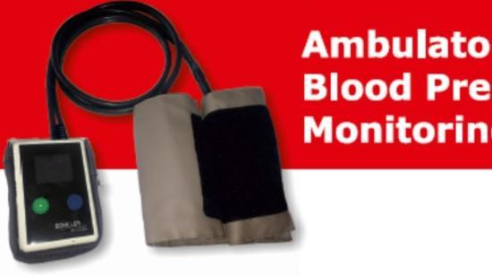 24 Hrs Blood Pressure Monitoring on the Go
