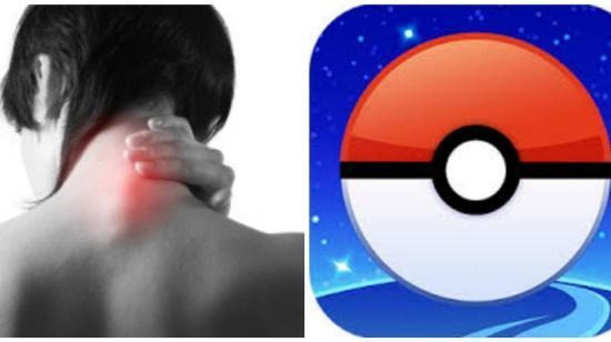 Pokémon Go and Neck Pains – What Do You Know?
