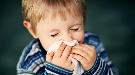 Colds and Coughs in Children