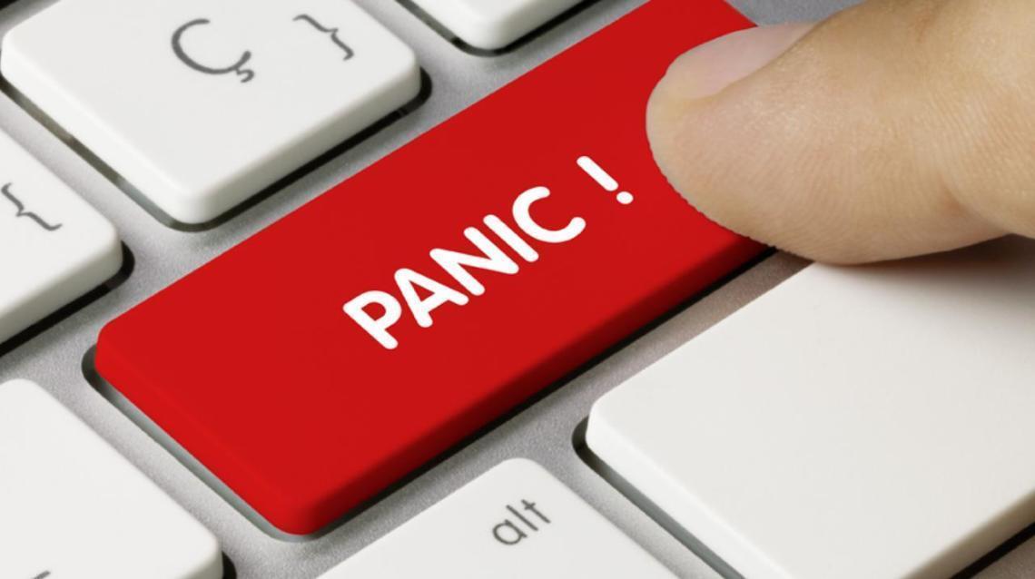 Don't Panic Because of Panic Disorder