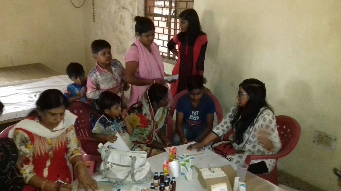 Free Charity Health Camp in Delhi Ncr by Bansal Global Hospital