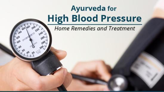 Ayurveda for High Blood Pressure