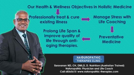 What Are Our Holistic Health Objectives?