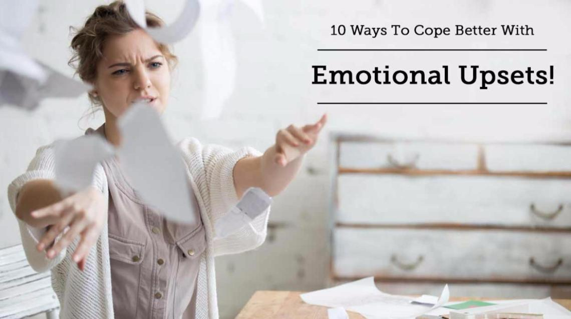 10 Ways to Cope Better With Emotional Stress