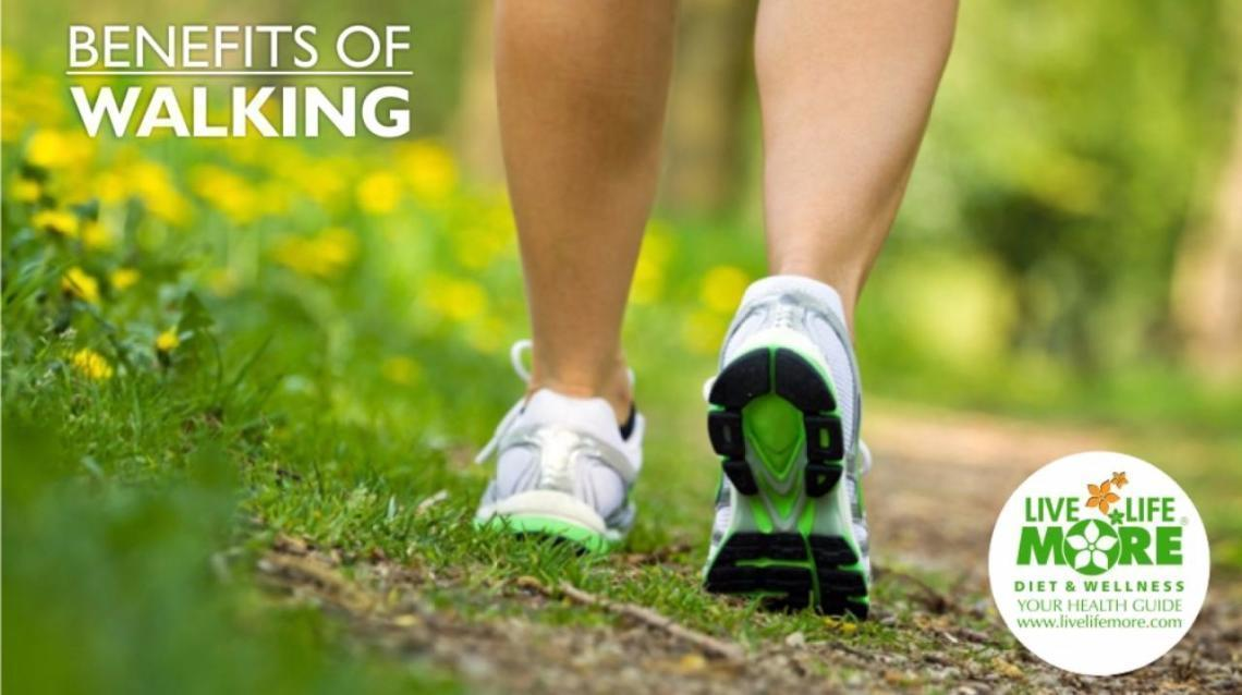 This Is Why Walking Is beneficial....