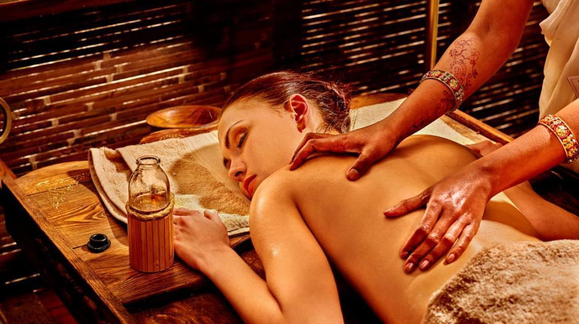 Oil Massage (Abhyanga) in Ayurveda