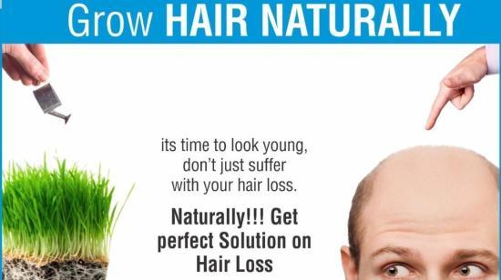 Healthy Hair With Nutrition