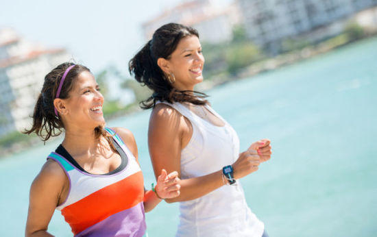 You need to exercise in order to detoxify well.