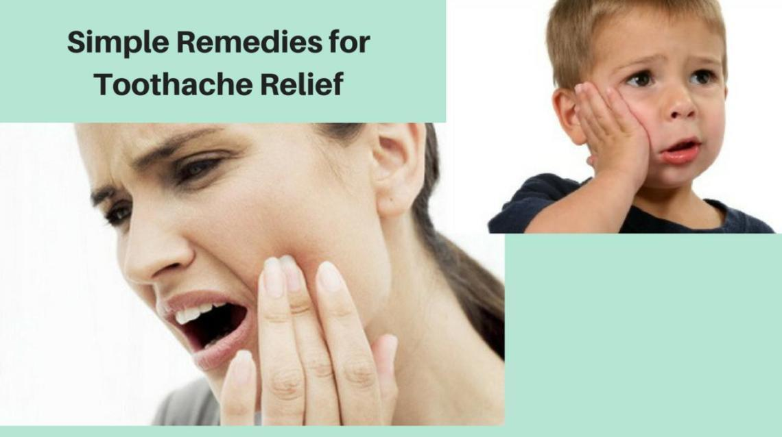 Simple Remedies for Toothache Relief