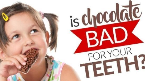 Is Chocolate Bad for Your Teeth?