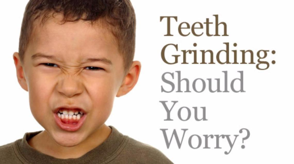 Does Your Child Do Teeth Grinding?