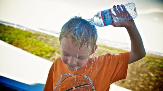 How to Manage Heat Stroke in Children