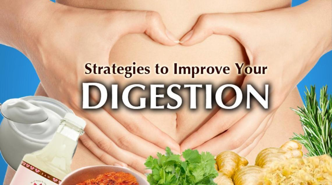 Lifestyle Changes to Improve Your Digestion