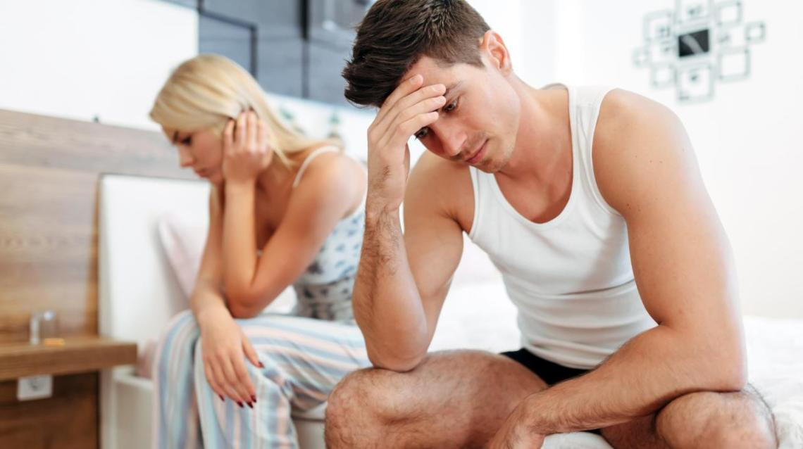 Sexual Frustration: 5 Ways You Can Deal With it...