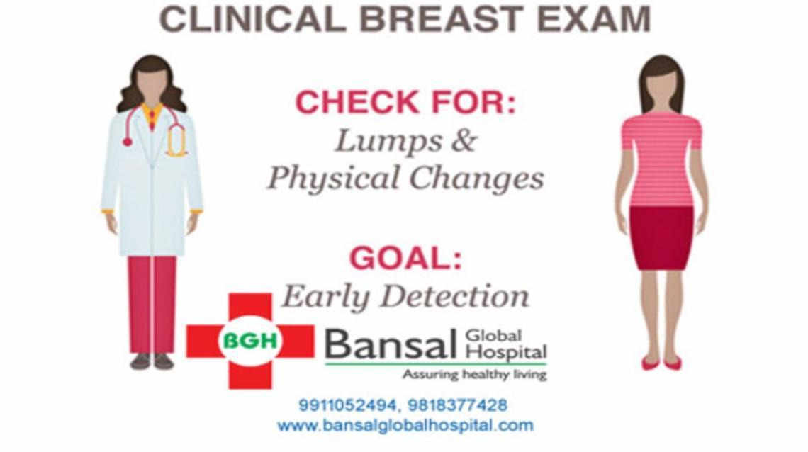 Why Regular Breast Examination Is Necessary Beyond 40 Years?