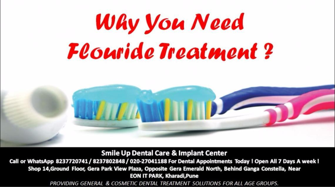 """Fluoride Treatments - """"Extra Protection for Your Teeth"""""""