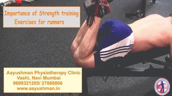 Importance of Strength Training for Runners