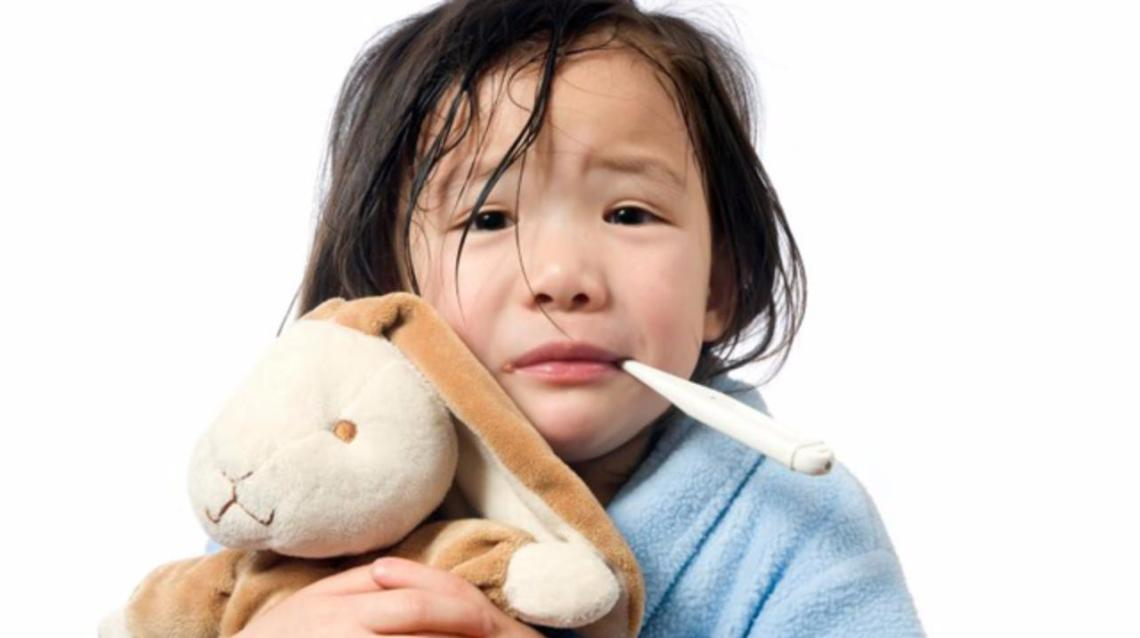 My Child Has Fever ! What to Do ?