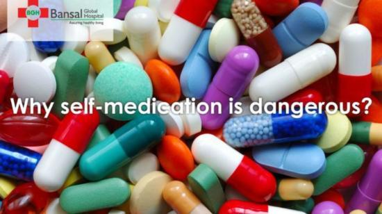 Why Self-Medication Can Be Dangerous?