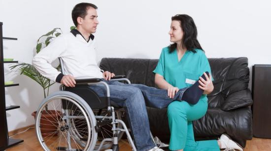 Physiotherapy Is the Best Way of Treatment in Muscular Dystrophy
