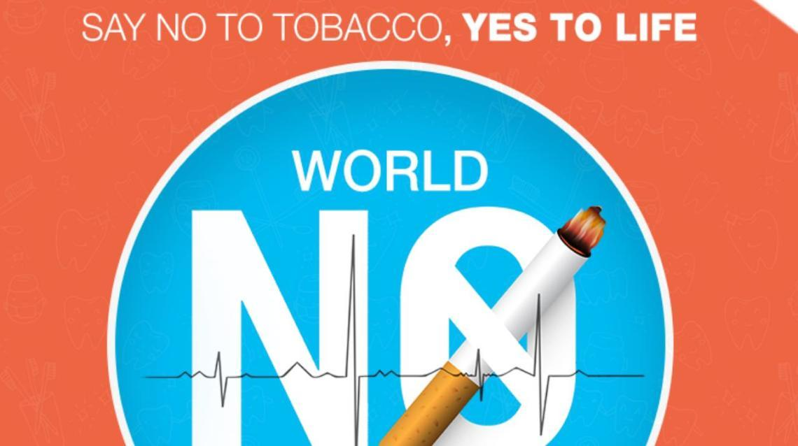 Say No to Tobacco, Yes to Your Life