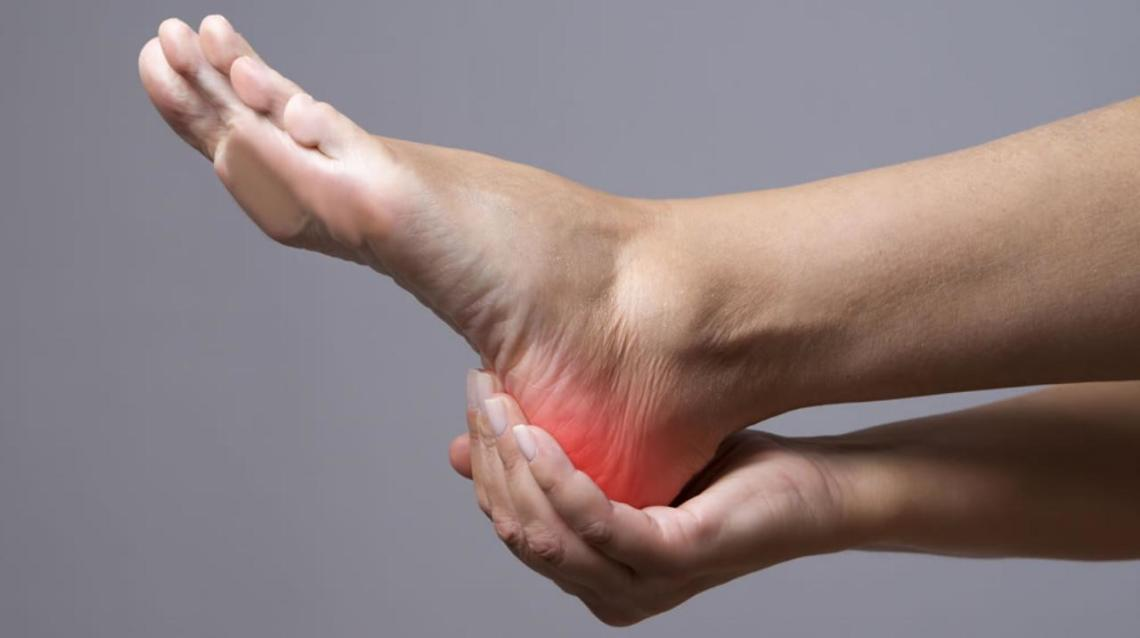 5 Steps to Heal Your Heel Pain!