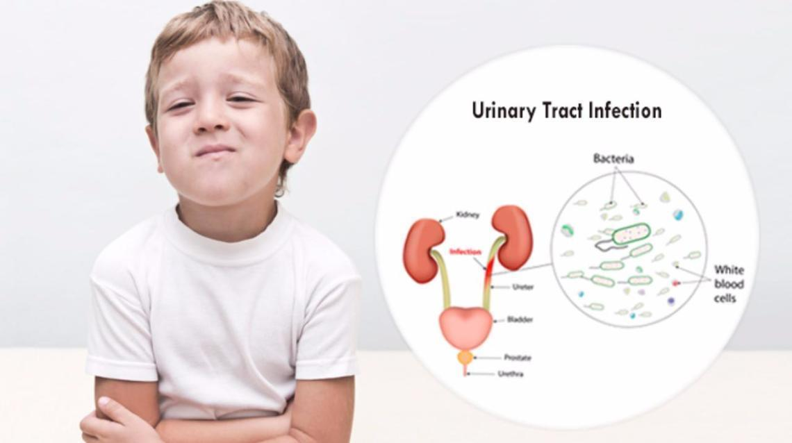 First Aid for Urinary Pain in Kids