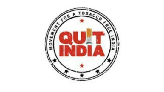Tobacco Quit India