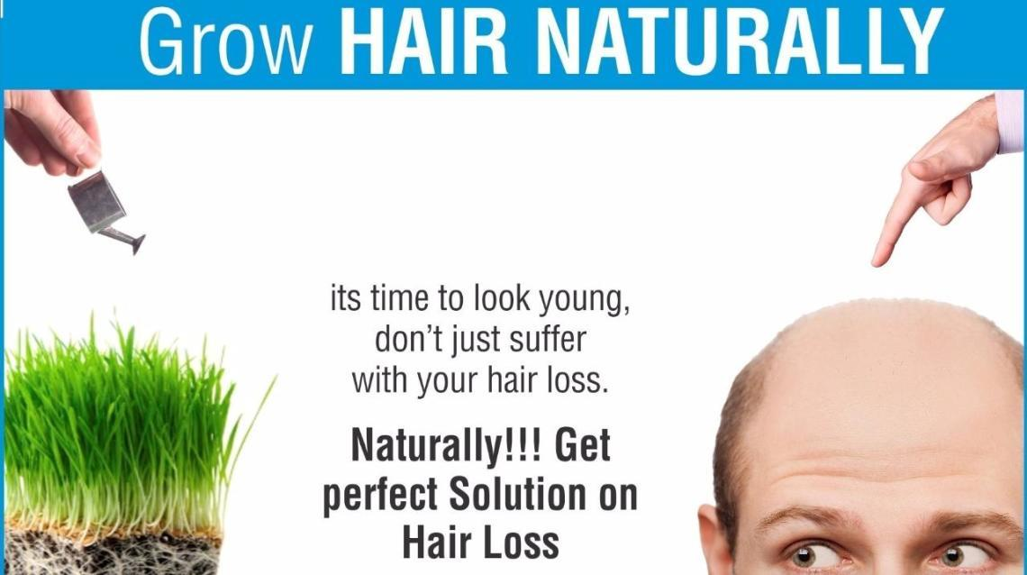 Hair Health With Nutrition