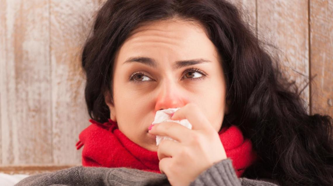 Get Rid of Recurrent Cold