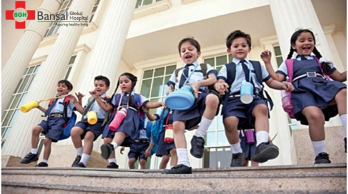 Things to Take Care of While Sending Your Child to School in Summers
