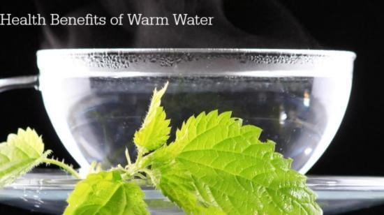 Amazing Benefits of Drinking Warm Water!