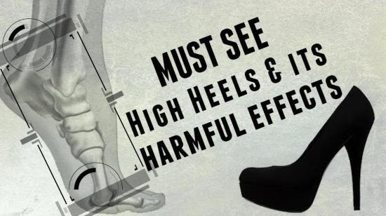 Harm of High Heels