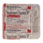 Naprosyn 500 Mg Tablet by Rpg Life Sciences Ltd.