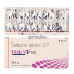 Tralin 100 MG Tablet by Alkem Laboratories Ltd.